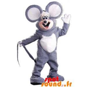 Harmaa ja valkoinen hiiri...