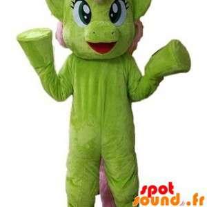 poney vert