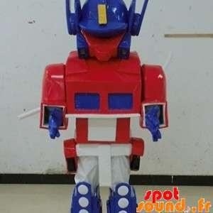 Mascot Transformers...
