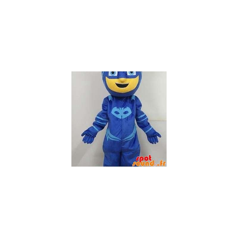 Mascot naamioitu mies, supersankari