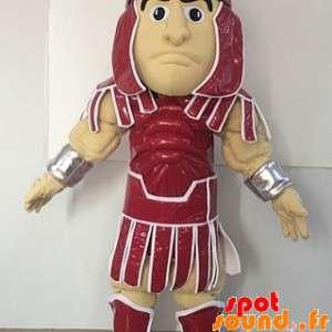 Gladiator maskotka ubrana w...