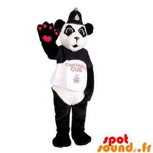 Black And White Panda...