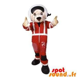 Dog Mascot Pilot Outfit....