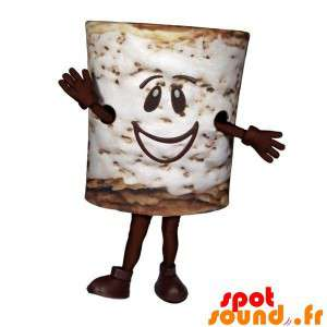 Chocolate Cereal Mascot....