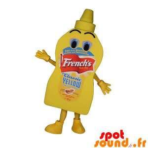 Mayonnaise Jar Mascot,...