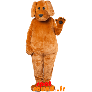 Mascot brauner und...
