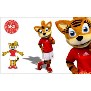 Mascot Tiger, Leopard,...