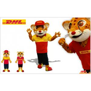 Mascota de tigre, leopardo...