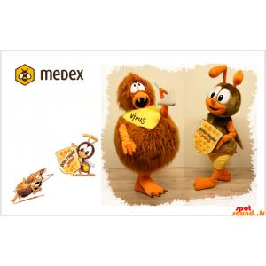 2 Mascots, A Hairy Virus...
