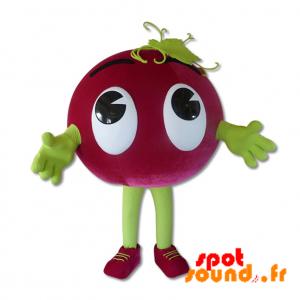 Mascot Red Fruit, Grape - MASFR034273 - Fruit mascot