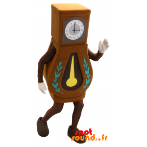 Mascot Grandfather Clock, Giant. Grandfather Clock - MASFR034277 - Mascots of objects