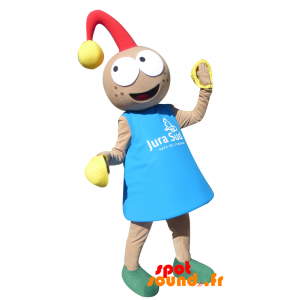 Mascot Baby, Pixie With A Bell - MASFR034376 - mascotte