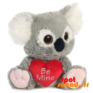 Koala en peluche. Peluche romantique - PELFR040011 - plush