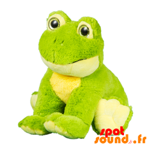 Stuffed Frog, Beautiful And Realistic