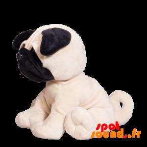 Bulldog Stuffed Dog. Plush Bulldog