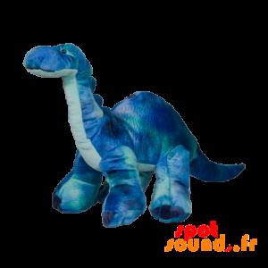 Dinosaur Plush Blue. Plush Dinosaur