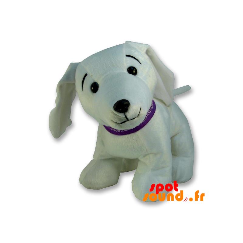 spot chien peluche marionnette