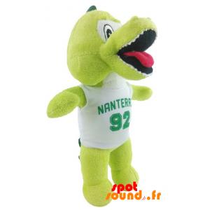 Crocodile Nanterre Fylt. Nanterre Plush Krokodille - PELFR040335 - plush