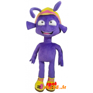 Alien Purple Plush. Alien Plush - PELFR040339 - plush