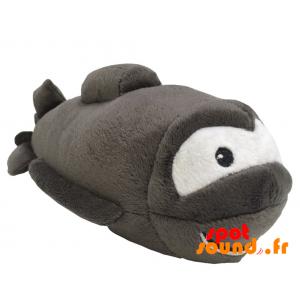 Submarine Plush Gray. Teddy Underwater - PELFR040342 - plush