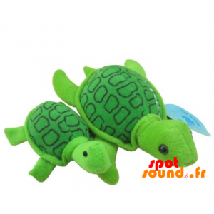 Turtle Plush Customized. Plush Green Turtle - PELFR040353 - plush