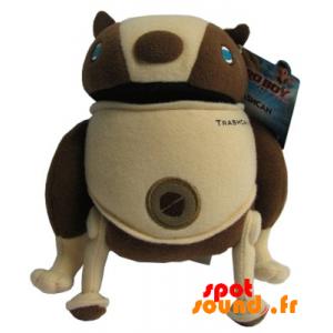 Popelnice pes, Astro Boy společník. plyšové Trashcan - PELFR040356 - plush