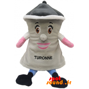 Tour Gray Plush City Of Turon. Plush Tower - PELFR040357 - plush