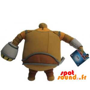 Zog, ami d'Astro Boy, en peluche. Robot en peluche - PELFR040362 - plush