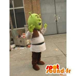 Mascot Shrek - Ogre - Fast shipping disguise - MASFR00150 - Mascots Shrek