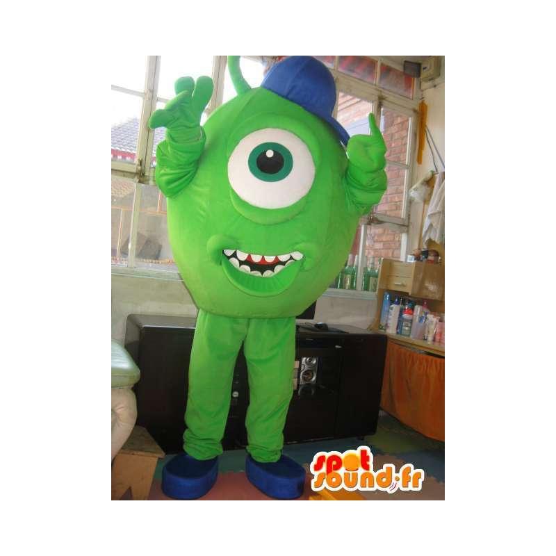 Mascot Monster & Cie - Eye Cartoon - Fast shipping - MASFR00153 - Mascots Monster & Cie