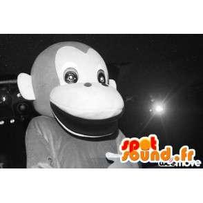 Classic mascotte viola scimmia - Costume scimmia animale della giungla - MASFR00305 - Scimmia mascotte