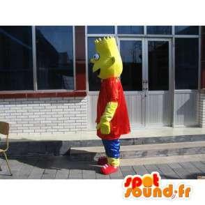 Mascot Bart Simpson - The Simpsons disfrazados - MASFR00155 - Mascotas de los Simpson