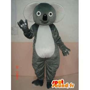 Koala Mascot - gray bamboo panda costume fast dispatch - MASFR00225 - Mascot of pandas
