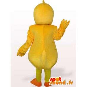 Kaczka żółta maskotka - rozmiary kostiumów - Szybka wysyłka - MASFR001043 - kaczki Mascot