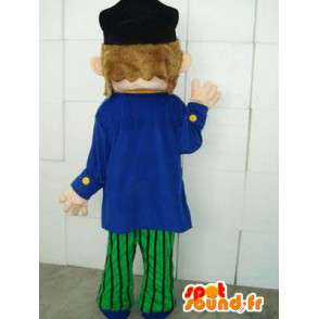 Mascotte Pirate - Déguisement et costume de qualité - Envoi rapide - MASFR00117 - Mascottes de Pirates