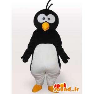 Mascota del pingüino - Traje de todos los tamaños personalizable