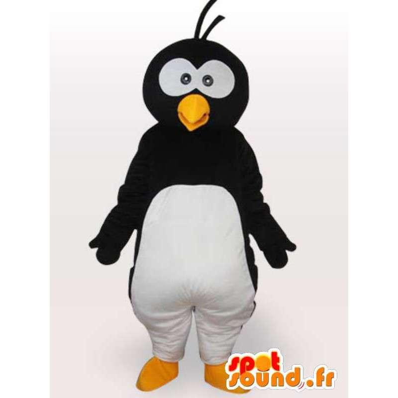 Pingviini Mascot - Puku kaikenkokoisille muokattavissa - MASFR00865 - pingviini Mascot