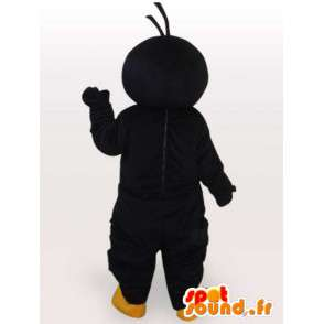 Pinguin-Maskottchen - Kostüm aller Größen anpassbar - MASFR00865 - Pinguin-Maskottchen