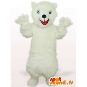 Polar Bear mascot - Disguise quality fiber - MASFR00152 - Bear mascot