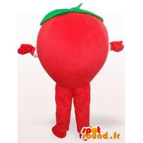 Mascotte Fraise Tagada - Costume de fruit de la forêt - fruit rouge - MASFR00271 - Mascotte de fruits