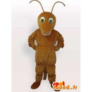 Hyönteisten Mascot - brown ANT - Nopeita toimituksia Vaatteiden - MASFR00224 - Ant Maskotteja