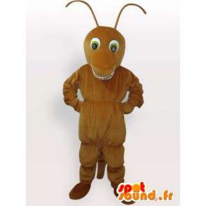 Insect Mascot - Ant Brown - Fast shipping after making - MASFR00224 - Mascots Ant