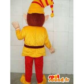 Pelle Mascot - Lutin - Suit joulunviettoesineet - MASFR00118 - joulun Maskotteja
