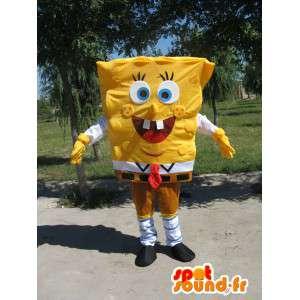 Mascotte Bob l'éponge - Achat de mascotte personnage célèbre - MASFR00102 - Mascottes Bob l'éponge