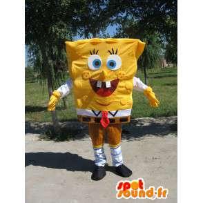 SpongeBob Maskottchen - Kaufen berühmten Maskottchen Charakter - MASFR00102 - Maskottchen Sponge Bob
