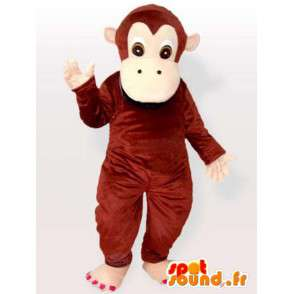 Mono mascota divertida - traje del mono de todos los tamaños - MASFR00897 - Mono de mascotas