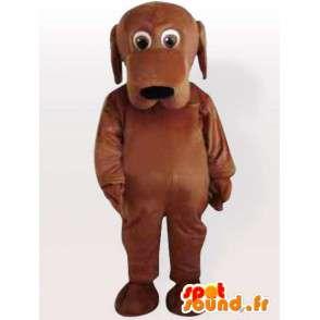 Mascotte Doogy le chien - Déguisement de chien toutes tailles - MASFR00905 - Mascottes de chien
