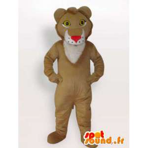 Mascot royal lion - lion costume all sizes