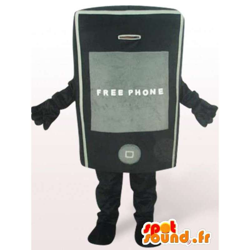 Στολή κινητό τηλέφωνο - Κοστούμια αξεσουάρ οποιοδήποτε μέγεθος - MASFR00919 - μασκότ τηλέφωνα