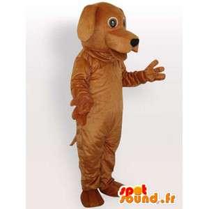 Max de hond mascotte - speelgoed hond kostuum